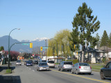 Nanaimo Street at East 33rd Avenue, East Vancouver