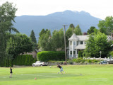 Sunday soccer, North Vancouver
