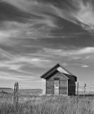 Ivanpau schoolhouse., Flint Hills ,  Kansas