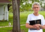 Mrs Ecton of Coyville,  Kansas