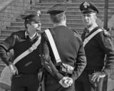 Three Carabinieri