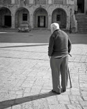 Old man,  Norcia,italy