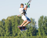 Kiteboarding in the Pacific Northwest