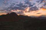 Red Jebal Sunset