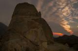 Nakhl Tower Sunset