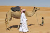 Salim and his camel