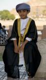 Omani boy