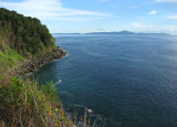View of Pulau Aceh from Km O