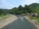 Bohorok river