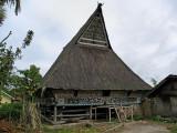 Batak house, Lingga