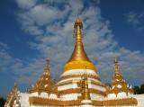 Chedi, Wat Jong Kham