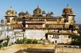 Sheesh Mahal, Orchha