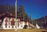 Monastery, Bumthang