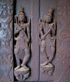 Door carving