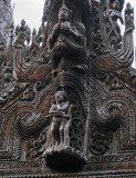 Monastery decoration