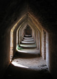 Temple vault