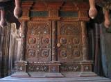 Monastery cupboard
