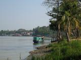 Pathein river