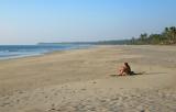 Ngwe Saung beach