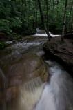 Small cascade near the Basin