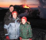 Eldgos: Fimmvörðuháls & Eyjafjallajökull  - mars 2010