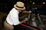 Jack Roush Signing at Sanderson Ford