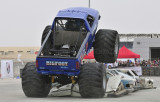 2nd Bahrain International Motor Show - Bigfoot 4x4x4