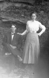 Cecil Watson and Florrie Belle Helmick (Watson)