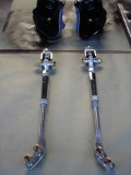 TC Sportline Caster Rods