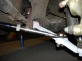 Assembled/refreshed front suspension