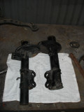 Front housing left, rear housing right