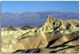 Death Valley-Zabriskie Point early morning