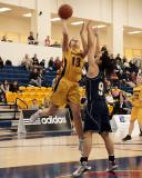 Queen's VsToronto W-Basketball 02-17-10