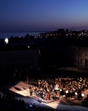 Georgette and the Kingston Symphony at Fort Henry