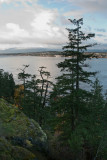 South Campbell River from Quadra Island