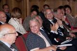 Zr. Jeanne Devos - Rector Mark Waer - Minister President Kris Peeters - ererector André Oosterlinck