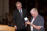 Minister-President Kris Peeters en Zr. Jeanne Devos