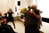 Zr. Jeanne Devos en Lieve Snellings