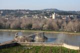 Villeneuve-lès-Avignon avec Tour Phillipe-le-Bel