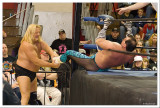 Greg The Hammer Valentine vs. Brutus The Barber Beefcake