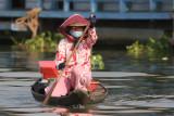 Floating villages of Tonle Sap