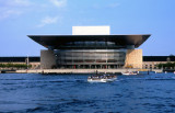 Copenhagen's new opera house.