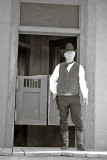 Longhorn saloon..