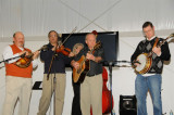 Curtis Blackwell & the Dixie Bluegrass Boys with Charles Wood