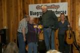 Don Quattlebaum Appreciation Pickin' at Just More Bar B Q  3/26/10