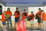 Sweet Potato Pie at the Strawberry Festival in Slater, SC  5/15/10