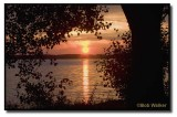 Sunset At Onondaga Lake