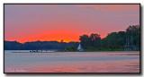 Twilight On Onondaga Lake