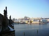 Prague Castle and Charles Bridge...