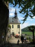 Chapel at the castle ..